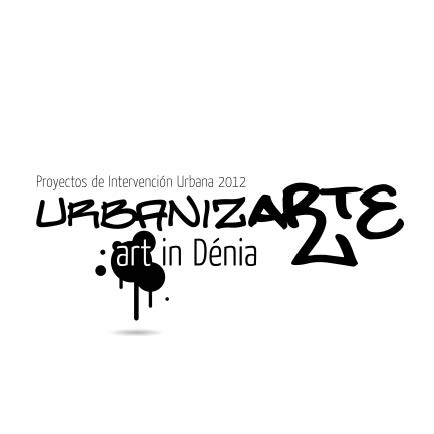Arte Urbano Logo Urbanizarte Art in Dénia