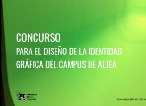 cartel Concurso Campus Altea