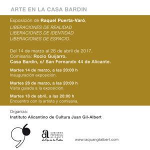 exposición Raquel Puerta